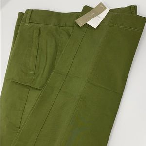 J. Crew Tall Maddie Pant in Chino 8T